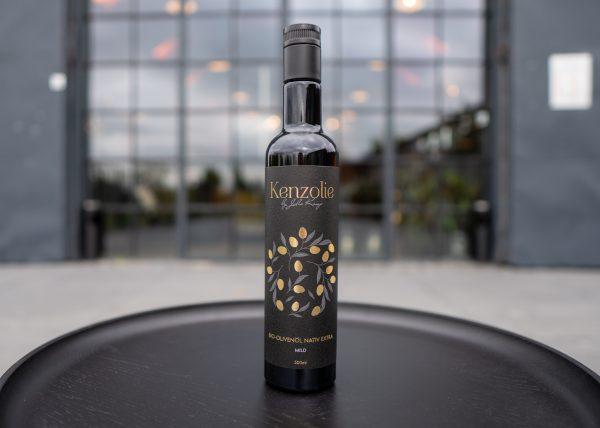 Olivenöl im Restaurant, getestet von Sterneköchin